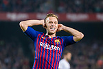 Arthur Melo of FC Barcelona reacts during the La Liga 2018-19 match between FC Barcelona and Sevilla FC at Camp Nou Stadium on October 20 2018 in Barcelona, Spain. Photo by Vicens Gimenez / Power Sport Images