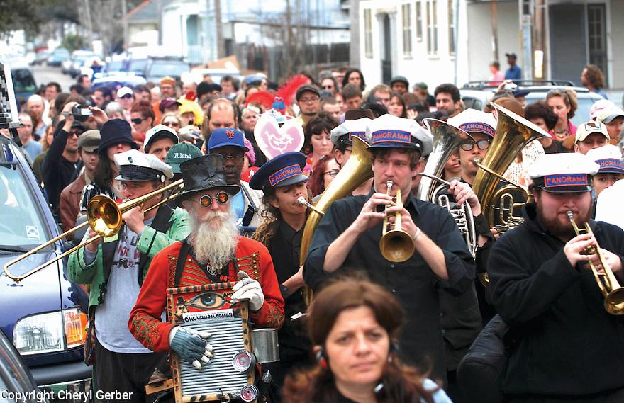 Jazz Funeral for Helen Hill, 2007
