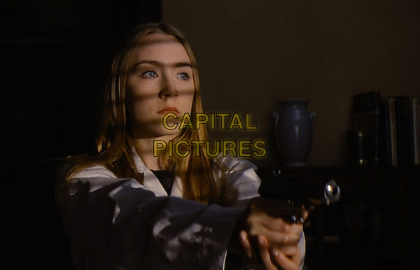 SAOIRSE RONAN<br /> in Violet &amp; Daisy (2011)<br /> *Filmstill - Editorial Use Only*<br /> CAP/FB<br /> Image supplied by Capital Pictures