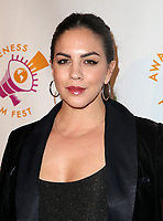 LSO ANGELES, CA - October 05: Katie Maloney, At 2017 Awareness Film Festival - Opening Night Premiere Of 'The Road To Yulin And Beyond' At Regal LA Live Stadium 14 In California on October 05, 2017. <br /> CAP/MPI/FS<br /> &copy;FS/MPI/Capital Pictures