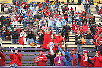 11 November 2006: Fans during Stanford's 20-3 win over the Washington Huskies in Seattle, WA.