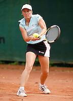 15-8-07, Amsterdam, Tennis, Nationale Tennis Kampioenschappen 2007, Seda Noorlander