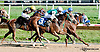 Explosive Heat MHF winning  at Delaware Park on 9/5/13
