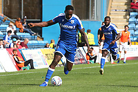 Brandon Hanlan of Gillingham in action during Gillingham vs Burton Albion, Sky Bet EFL League 1 Football at The Medway Priestfield Stadium on 10th August 2019