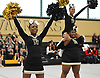 West Hempstead performs during the Nassau County varsity cheerleading championships at Wantagh High School on Sunday, Feb. 25, 2018.