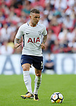 Tottenham's Kieran Trippier in action during the pre season match at Wembley Stadium, London. Picture date 5th August 2017. Picture credit should read: David Klein/Sportimage