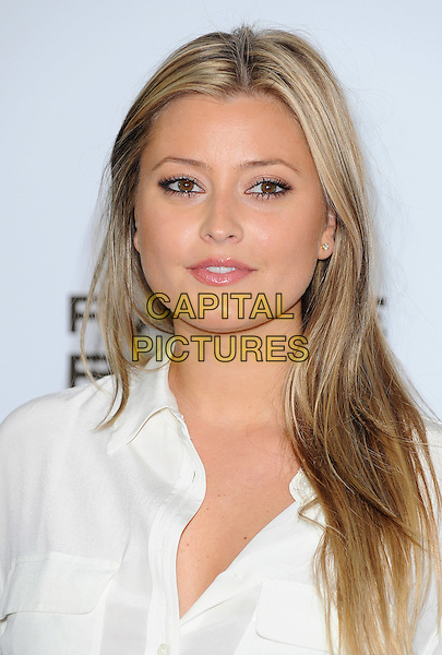 Holly Valance  .The WTA Tour Pre-Wimbledon Party, The Roof Gardens, Kensington, London, England..16th June 2011.headshot portrait white.CAP/BEL.©Tom Belcher/Capital Pictures.