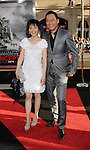 "HOLLYWOOD, CA. - July 13: Kaho Minami (L) and Ken Watanabe arrive to the ""Inception"" Los Angeles Premiere at Grauman's Chinese Theatre on July 13, 2010 in Hollywood, California."