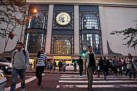 SAO PAULO, 10 JULHO DE 2012 - SHOPPING PAULISTA - Prefeitura de São Paulo vai cassara licença de funcionamento do Shopping Pátio Paulista, na região central de São Paulo. Segundo a prefeitura o shopping não conseguiu comprovar que estacionamento está regularizado com os documentos entregues na última sexta-feira.<br /> Na foto entrada do Shopping Paulista LOCAL Rua 13 Maio, 1947 - Bela Vista  São Paulo<br /> FOTO VAGNER CAMPOS/BRAZIL PHOTO PRESS