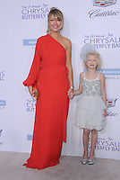 11 June 2016 - Los Angeles. Billie Beatrice Dane, Rebecca Gayheart-Dane. Arrivals for the 15th Annual Chrysalis Butterfly Ball held at a Private Mandeville Canyon Residence. Photo Credit: Birdie Thompson/AdMedia