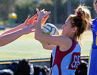 Senior A netballl. Kuranui College v Tararua College Sports Exchange at Kuranui College in Greytown, Wairarapa, New Zealand on Friday, 11 August 2017. Photo: Dave Lintott / lintottphoto.co.nz