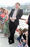 Mayor Michael O'Dowd enjoys the music at the Launch of the Samba Festival in the D Hotel...Photo NEWSFILE/Jenny Matthews.(Photo credit should read Jenny Matthews/NEWSFILE)....This Picture has been sent you under the condtions enclosed by:.Newsfile Ltd..The Studio,.Millmount Abbey,.Drogheda,.Co Meath..Ireland..Tel: +353(0)41-9871240.Fax: +353(0)41-9871260.GSM: +353(0)86-2500958.email: pictures@newsfile.ie.www.newsfile.ie.FTP: 193.120.102.198.