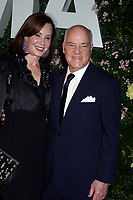 NEW YORK, NY - MAY 31: Marie-Josee Kravis and Henry Kravis attends the 2018 Party in the Garden at Museum of Modern Art on May 31, 2018 in New York City.<br /> CAP/MPI122<br /> &copy;MPI122/Capital Pictures