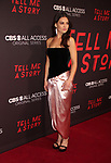 Danielle Campbell at Premier of Tell Me A Story in which she stars as a student - This is no fairy tale at Metrograph, NYC on October 23, 2018 which is a CBS - all Access original series - premieres on Halloween  (Photo by Sue Coflin/Max Photos)