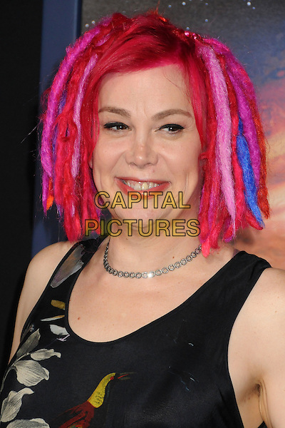 2 February 2015 - Hollywood, California - Lana Wachowski. &quot;Jupiter Ascending&quot; Los Angeles Premiere held at the TCL Chinese Theatre. <br /> CAP/ADM/BP<br /> &copy;BP/ADM/Capital Pictures