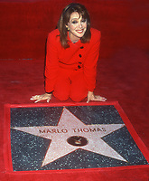 Marlo Thomas<br /> 1992<br /> Photo By Michael Ferguson/CelebrityArchaeology.com