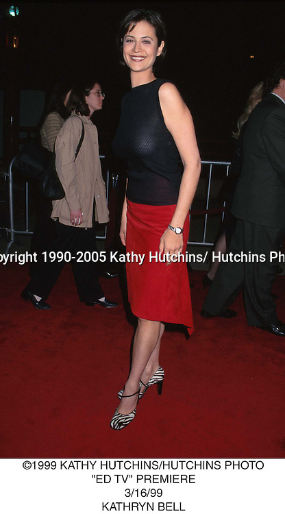 Catherine Bell..Archive..©1990-2005 Kathy Hutchins/ Hutchins Photo