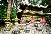 Tosho-gu Shrine, Nikko, Japan