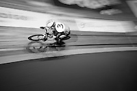 Melvin van Zijl (NLD) speeding through<br /> <br /> 2015 Gent 6