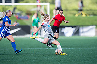 Boston, MA - Saturday June 24, 2017: McCall Zerboni during a regular season National Women's Soccer League (NWSL) match between the Boston Breakers and the North Carolina Courage at Jordan Field.