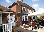 The Maybush pub, Waldringfield, Suffolk
