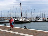 GIU 2010 Sardegna, Carloforte, Isola di San Pietro.JUN 2010 Sardinia, Carloforte, San Pietro Island