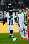 15.03.2019, Borussia Park , Moenchengladbach, GER, 1. FBL,  Borussia Moenchengladbach vs. SC Freiburg,<br />  <br /> DFL regulations prohibit any use of photographs as image sequences and/or quasi-video<br /> <br /> im Bild / picture shows: <br /> Jünter/Juenther (Gladbach), und Fabian Johnson (Gladbach #19), <br /> <br /> Foto © nordphoto / Meuter