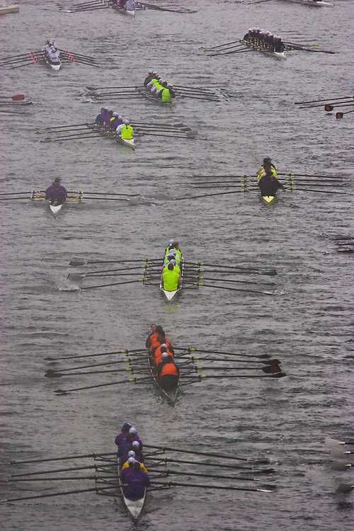 Rowing, race, Opening Day Regatta, Seattle, Washington,