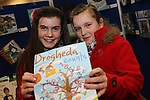 Chloe Doyle and Kaitlin Healy at the Drogheda Count Presentation in Drogheda Library...(Photo credit should read Jenny Matthews/NEWSFILE)...