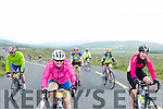 Cyclists in Killarney at the Ring of Kerry Charity Cycle on Saturday.