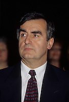 Montreal (QC) CANADA - January 27, 1996  File Photo  - - Lucien Bouchard