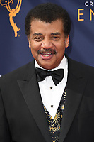 09 September 2018 - Los Angeles, California - Neil deGrasse Tyson. 2018 Creative Arts Emmy Awards - Arrivals held at Microsoft Theater. <br /> CAP/ADM/BT<br /> &copy;BT/ADM/Capital Pictures