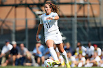 15 August 2014: North Carolina's Darcy McFarlane. The University of North Carolina Tar Heels hosted the University of Missouri Tigers at Fetzer Field in Chapel Hill, NC in a 2014 NCAA Division I Women's Soccer preseason match. Missouri won the exhibition 2-1.