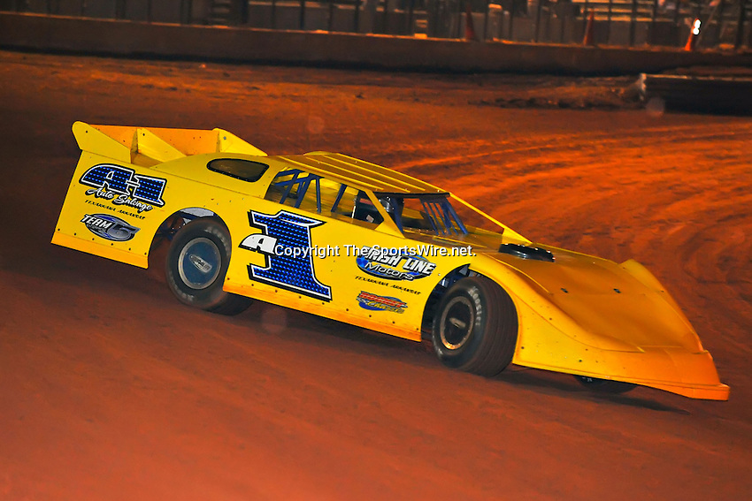 Jan. 30th, 2009; 6:41:12 PM;  Waynesville, GA . USA; 2009 O'Reilly Southern All Star Series running the Superbowl of Racing 5 at the Golden Isles Speedway.  Mandatory Credit: (thesportswire.net)