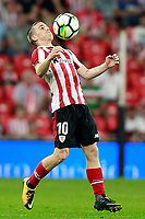 Athletic Club de Bilbao's Iker Muniain during Europa League Third Qualifying Round, 2nd leg. April 5,2012. (ALTERPHOTOS/Acero) /NortePhoto.com