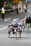Summer Down Under 2011<br /> Oz Day 10k Wheelchair Race<br /> Jan 26, 2011