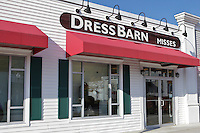 A DressBarn store is pictured at Lee Premium Outlets in Lee (MA), Tuesday October 1, 2013.