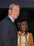 Terry Lundgren poses with Cicely Tyson at The 11th Annual Skating with the Stars Gala - a benefit gala for Figure Skating in Harlem - honoring Cicely Tyson (film, tv and stage actress and was on The Guiding Lignt) on April 11, 2016 on Park Avenue in New York City, New York with many Olympic Skaters and Celebrities. (Photo by Sue Coflin/Max Photos)
