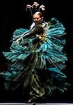 16.02.2016 Flamenco Festival London Ballet Flamenco Voces Suite Flamenco at Sadlers Wells  London UK danced by Sara Baras