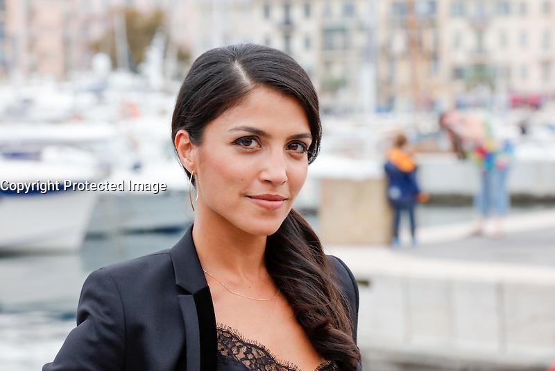 Mipcom Cannes le 17 Octobre 2016 Nazneen Photocall Ranson