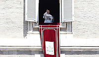20190714 VATICANO: PAPA FRANCESCO RECITA L'ANGELUS DOMENICALE