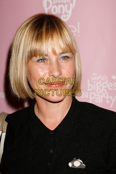 "PATRICIA ARQUETTE.""My Little Pony Live!"" Los Angeles Premiere held at the Kodak Theater, Hollywood, California, USA..March 14th, 2007.headshot portrait .CAP/ADM/RE.©Russ Elliot/AdMedia/Capital Pictures"