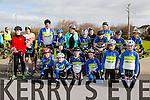 At the St Brendan's NS FENIT Coastal Cycle on Saturday were Kingdom Cycle Club