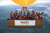 20120124 Hot Air Balloon Cairns 24 January