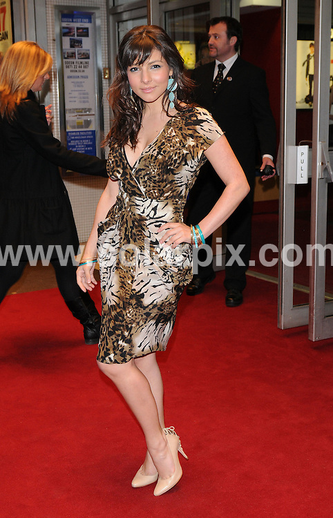 **ALL ROUND PICTURES FROM SOLARPIX.COM**.**WORLDWIDE SYNDICATION RIGHTS**.the UK Film Premiere of 17 Again at the Odeon West End, London, UK. 26 March 2009..This pic: Roxanne Pallett..JOB REF: 8724 SSD     DATE: 26_03_2009.**MUST CREDIT SOLARPIX.COM OR DOUBLE FEE WILL BE CHARGED**.**ONLINE USAGE FEE GBP 50.00 PER PICTURE - NOTIFICATION OF USAGE TO PHOTO @ SOLARPIX.COM**.**CALL SOLARPIX : +34 952 811 768 or LOW RATE FROM UK 0844 617 7637**