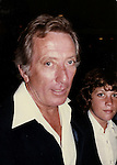Andy Williams.Leaving the NBC Building in New York City..September 1979..