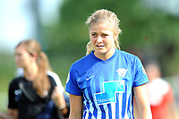 Boyds, MD - Saturday August 12, 2017: Rosie White during a regular season National Women's Soccer League (NWSL) match between the Washington Spirit and The Boston Breakers at Maureen Hendricks Field, Maryland SoccerPlex.