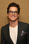 Matt Bomer attend Broadway's 'Boys in the Band' hosted Midnight Performance of 'Three Tall Women' to Honor Director Joe Mantello at the Golden Theatre on May 17, 2018 in New York City.