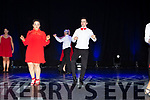 Kerry footballer Paul Murphy and Katie Cremin, dancing at the Rathmore Strictly Come Dancing