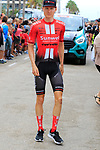Wilco Kelderman (NED) Team Sunweb arrives at sign on before the start of Stage 4 of La Vuelta 2019 running 175.5km from Cullera to El Puig, Spain. 27th August 2019.<br /> Picture: Eoin Clarke | Cyclefile<br /> <br /> All photos usage must carry mandatory copyright credit (© Cyclefile | Eoin Clarke)